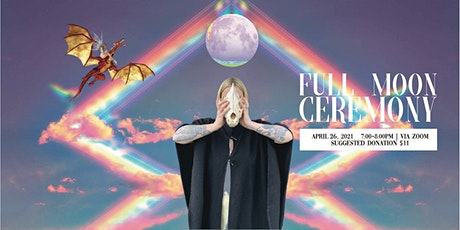 Full Moon Healing Ceremony tickets