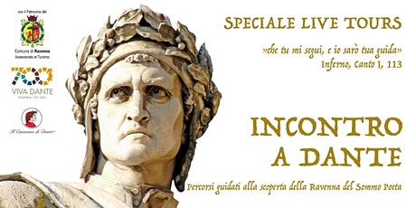 DANTE LIVE TOURS: La Presenza di Dante nella Ravenna Medioevale tickets