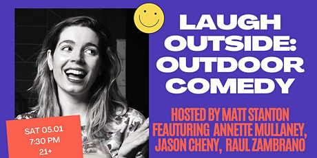 Laugh Outside: Comedy Night tickets