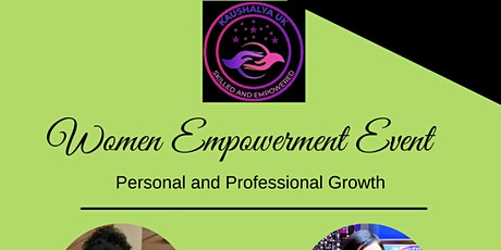 Women Empowerment Event tickets
