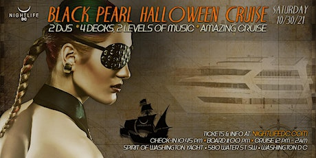 D.C. Halloween - The Black Pearl Yacht Party tickets