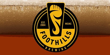 Foothills Beer Dinner tickets