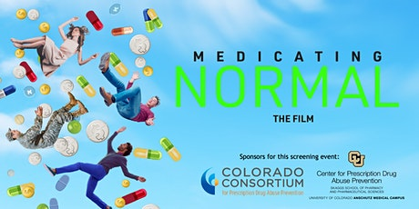 Benzo Action Work Group of the Colorado Consortium Hosts Medicating Normal tickets