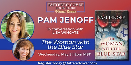 Live Stream with Pam Jenoff in conversation with Lisa Wingate tickets