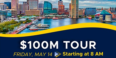 THE $100 MILLION DOLLAR TOUR - DMV/BALTIMORE tickets