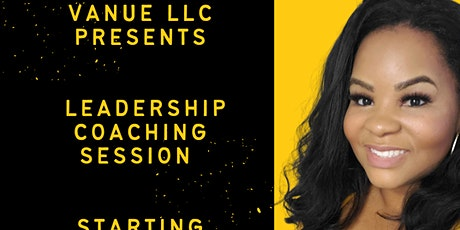 Vanue Leadership Coaching Session-Zoom tickets