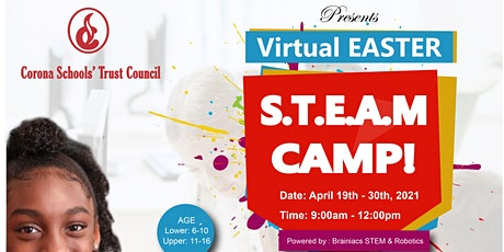 Easter S.T.E.A.M Camp tickets