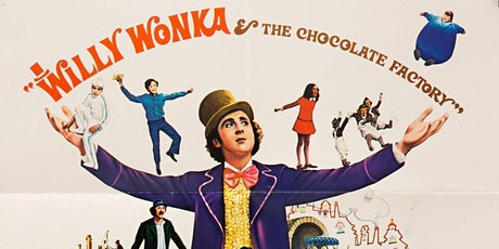 WILLY WONKA & THE CHOCOLATE FACTORY (G)(1971) Drive-In 8 pm (Sun.  Apr. 18) tickets
