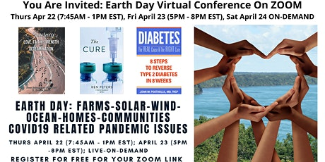 Earth Day Virtual Conference Virtual DAY TWO (A Brightside Conference) tickets