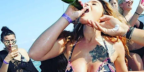 PARTY BOAT MIAMI BEACH + DRINKS tickets