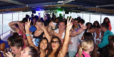PARTY BOAT MIAMI BEACH +DRINKS tickets