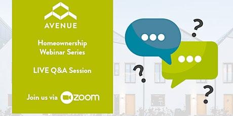 Homeownership Webinar Series: HELP Programa de Asistencia (SPANISH/ESPANOL) tickets