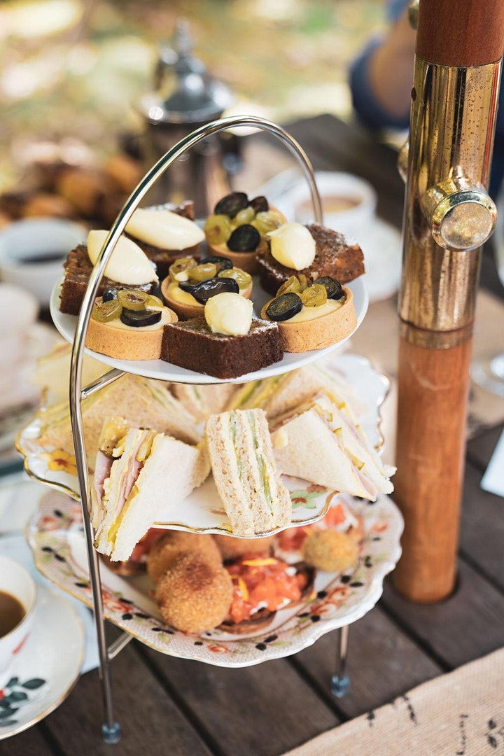 Mothers Day High Tea at Vineyard Cottages image
