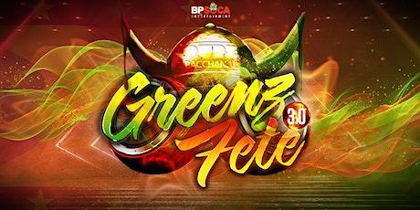 Pure Bacchanal - Greenz Fete 3.0 tickets