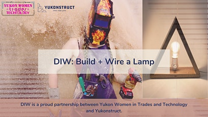 DIW: Build and Wire a Lamp tickets