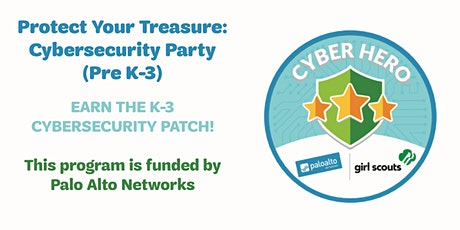 Protect Your Treasure: Cybersecurity Party April 20th Christiansburg tickets