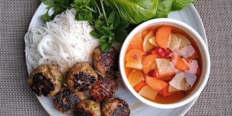 BUN CHA - Vietnamese Street Food Cooking Class tickets