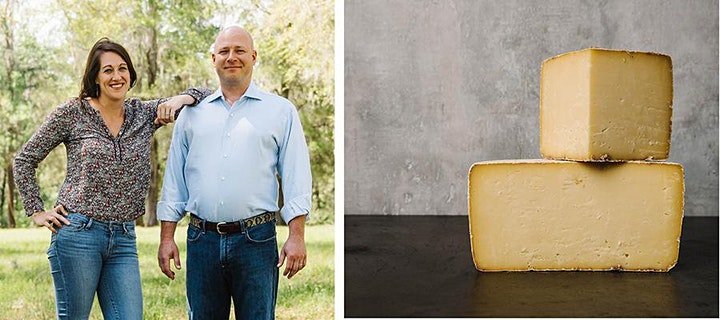 Join us for a Virtual Cheese Tasting  with Sweet Grass Dairy image