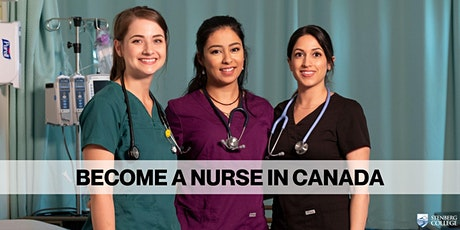 Philippines: Becoming a Nurse in Canada – Free Webinar: April  17, 10 am tickets