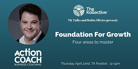 Foundation For Growth- Four areas to master tickets
