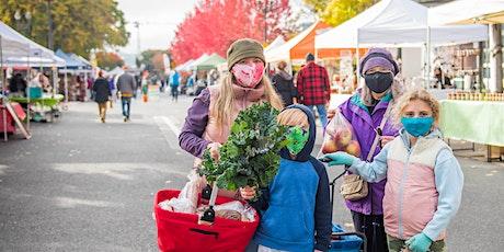 Farmers Market Tour - Downtown Vancouver tickets