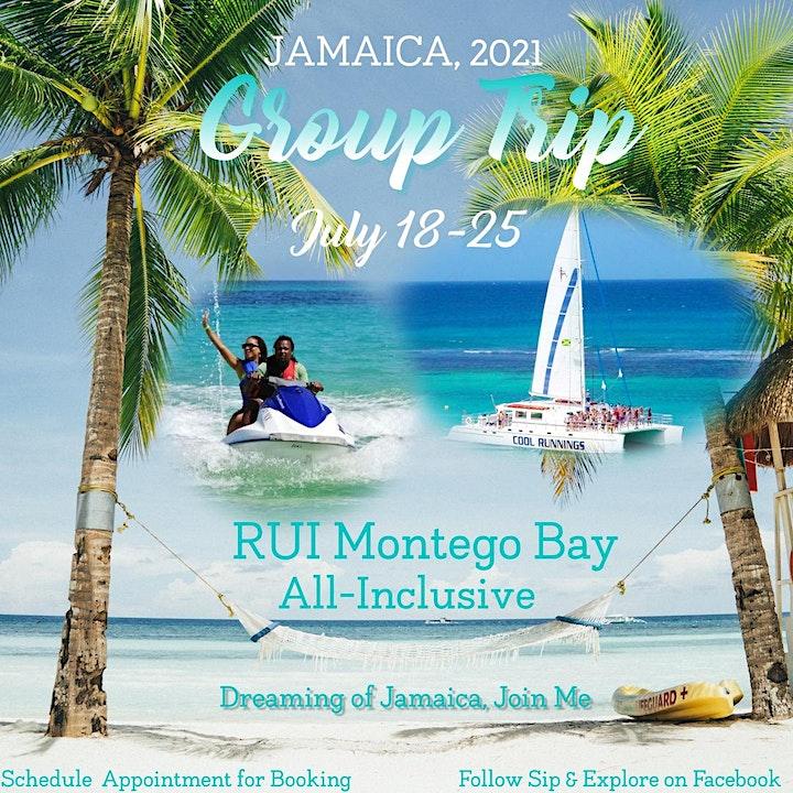 GroupTrip , Jamaica 2021 image