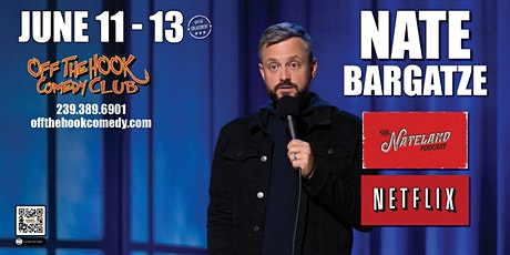 Stand up Comedian Nate Bargatze  Live in Naples, Florida! tickets