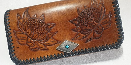 Leatherwork  - Discovery Workshop with Sue Cowmeadow tickets