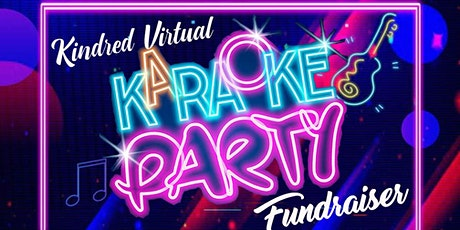 Kindred Karaoke Fundraiser tickets