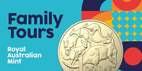 Family Tours at the Mint: April 2021 tickets