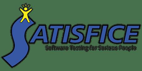 Public Class: ONLINE Rapid Software Testing Applied (US) tickets