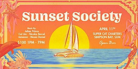 Sunset Society SXM: 4th Edition billets