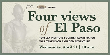 Four Views of El Paso: Downtown Mural Tour boletos