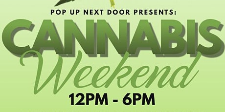 CANNABIS WEEKEND tickets