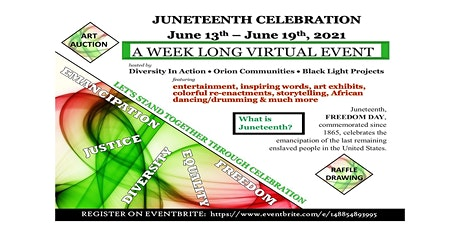 Juneteenth Celebration 2021 tickets