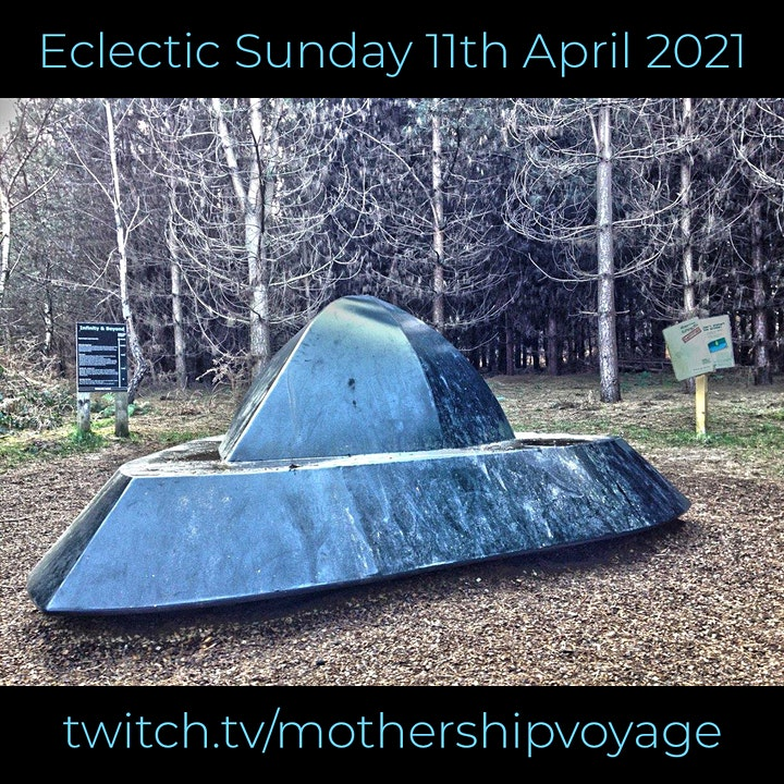 Eclectic Sunday on line image