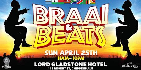 Braai & Beats tickets