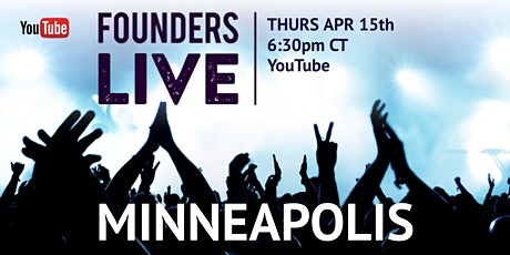 Founders Live Minneapolis tickets