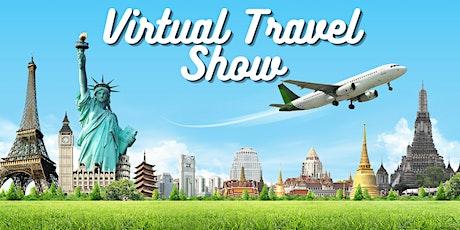 DayTripper Tours' Virtual Spring Travel Show tickets