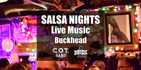Live Latin Music | Latin Jazz | Salsa Nights | Salsa dancing in Atlanta tickets