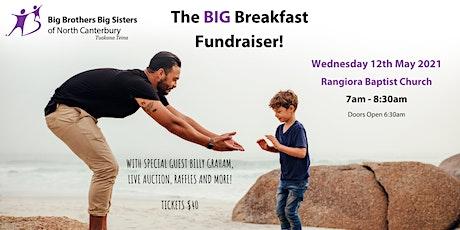 The BIG Breakfast Fundraiser tickets