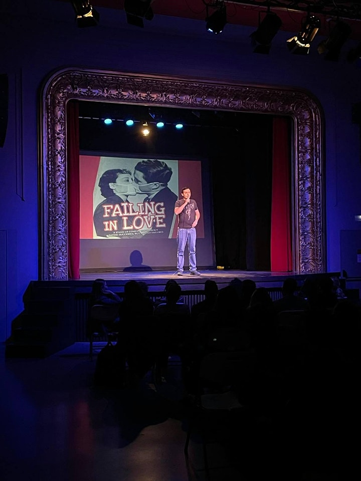 FAILING IN LOVE (Castelldefels) • Stand Up Comedy in English image