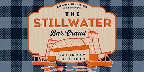 The Stillwater Bar Crawl - 3rd Annual tickets