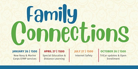 EFMP Family Connections: Special Education and Virtual Learning tickets