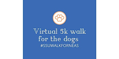Virtual Walk for Northeast Animal Shelter tickets