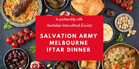 Salvation Army Iftar Dinner tickets