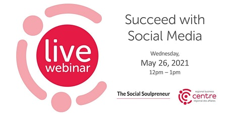 Succeed with Social Media tickets