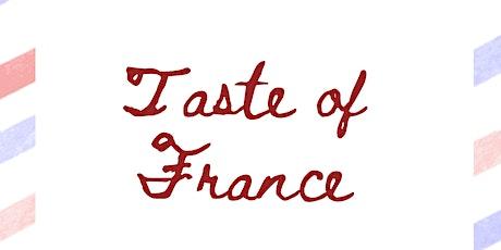 Taste of France- GSM Wine Tasting & Pairings tickets