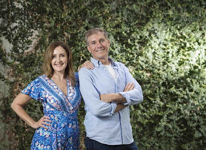 MARINA PRIOR & DAVID HOBSON THE 2 OF US image