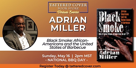 Live Stream with Adrian Miller tickets